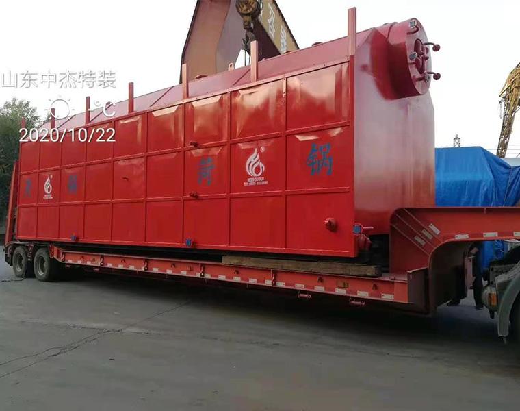 DZH系列蒸汽、热水锅炉